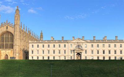 Historical Cambridge – A walk through time