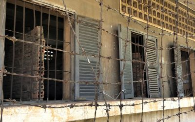 Visiting S21 & The Killing Fields – One family's reflections