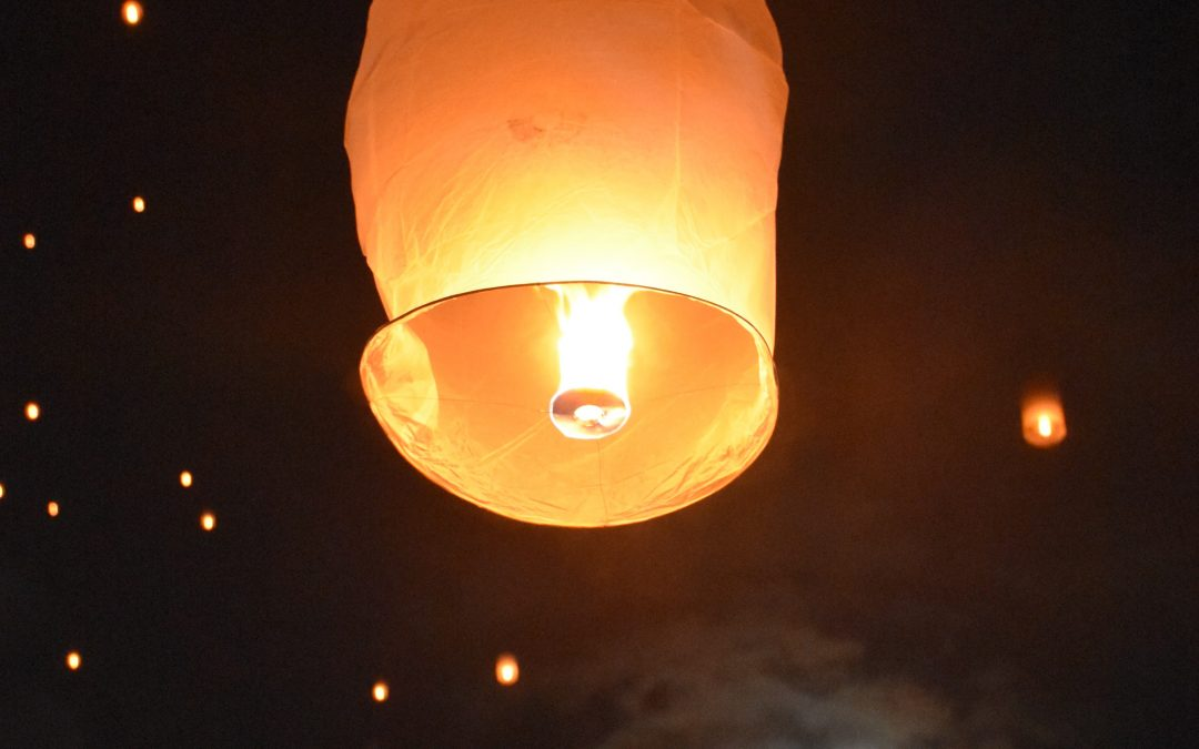 Celebrating the Yee Peng and Loy Krathong Festivals in Chiang Mai